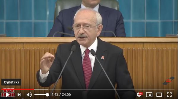 Erdoğan'ın Korktuğu Oldu! Kılıçdaroğlu FETÖ'nün Siyasi Ayağını Bilal'e Anlatır Gibi Açıkladı