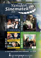 Yeniden Sinematek'te bu ay dört film gösterilecek