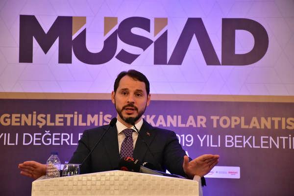 MÜSİAD 9.Genişletilmiş Başkanlar Toplantısı Ankara'da Gerçekleştirildi