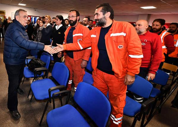İzmir Metro A.Ş.'de anlaşma sağlandı