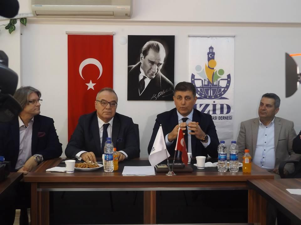 """Turgay: """"İZİD ile işbirliğine hazırım"""""""