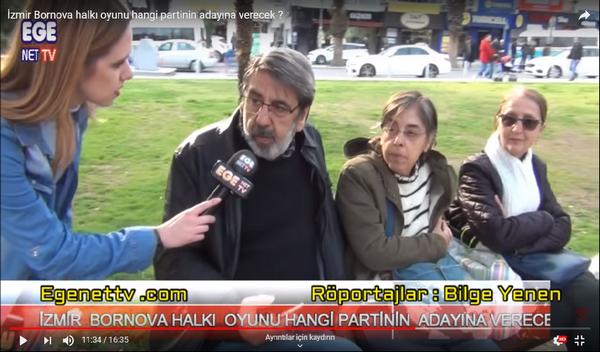 İzmir Bornova halkı oyunu hangi partinin adayına verecek ?
