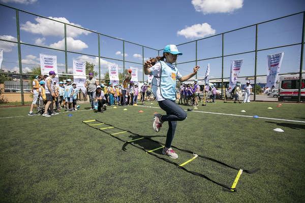 Allianz Motto Hareket Şenliği İzmir'de yapıldı