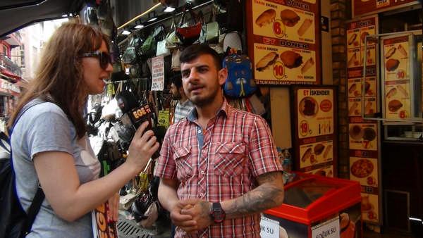 """İzmirliler """"İstanbul Seçimini yeniden yapılınca kim kazanır dedi ?"""