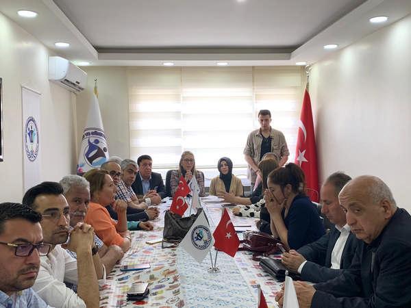 Bölünmez Çankırı, İstanbul'da Binali Yıldırım'a destek için sahaya indi