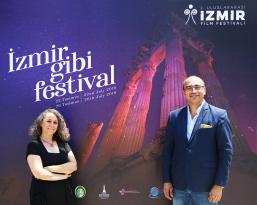 Türk Sineması'nın kalbi İzmir'de atıyor.