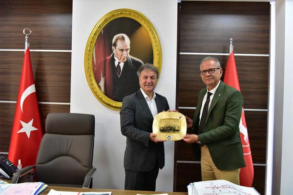 """Altay Spor ve Eğitim Vakfı'ndan Başkan İduğ'a: """"Her zaman destekçiniz olacağız"""