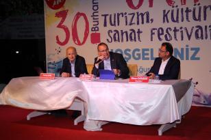 Burhaniye Festivali ikinci gününde dolu dolu bir programla devam ediyor.