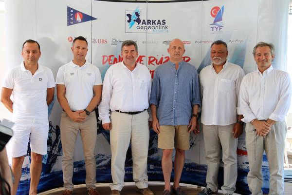 Yelkenler 30 Ağustos Zafer Kupası için yarışacak