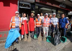 Temiz Karabağlar, Temiz İzmir için elele