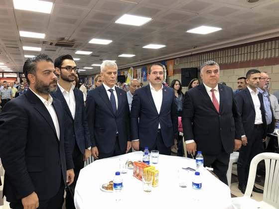 -Kemalpaşa'da ilçe danışma meclisi toplandı