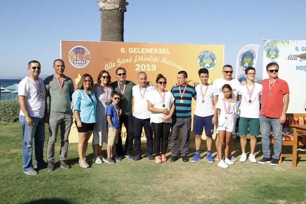 İzmir Ticaret Borsası Çalışanları 6. Geleneksel Aile Günü'nde bir arada