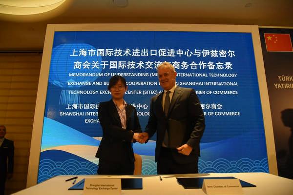 """İZTO'dan, Çin ile """"İyi Niyet Anlaşması"""""""