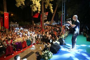Uluslararası Balkan Festivali bu yıl Saygın anısına gerçekleşti