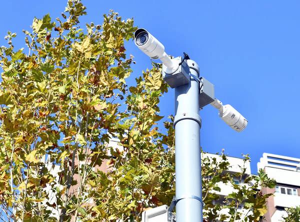 İzmir'de parklardaki hırsızlığa karşı kameralı önlem