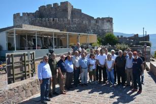 Dikili'den Midilli'ye Dostluk Çıkarması