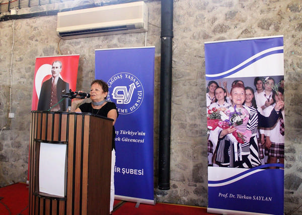 Çağdaş Yaşamı Destekleme Derneği İzmir Şubesi geleneksel güz buluşması