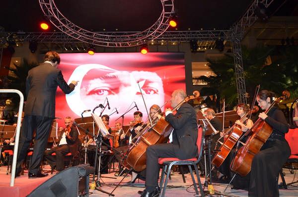 MaviBahçe'de Cumhuriyet Bayramı Coşkusu
