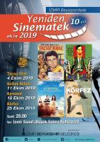 """Yeniden Sinematek"""" İzmir filmleriyle gösterimde"""