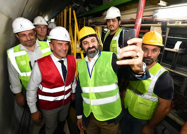 İzmir Narlıdere metrosunda hedef 2022