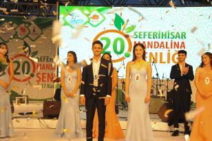 Seferihisar büyük bir coşkuyla Turuncu Bayramı'nı kutladı