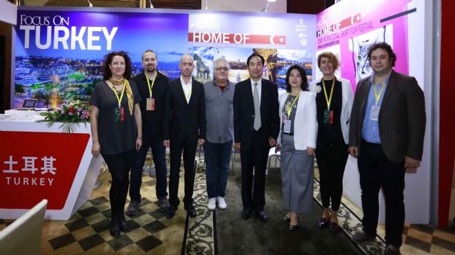 İzmir Kısa Film Festivali'nden Tanıtım atağı,