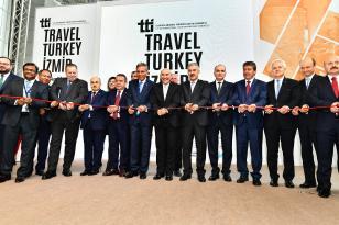 13. Travel Turkey Fuarı ile Dünya İzmir'e aktı