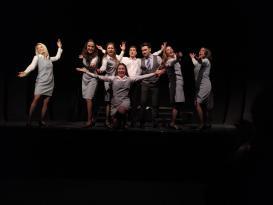 Bayraklı Belediye Tiyatrosu'ndan dünya prömiyeri