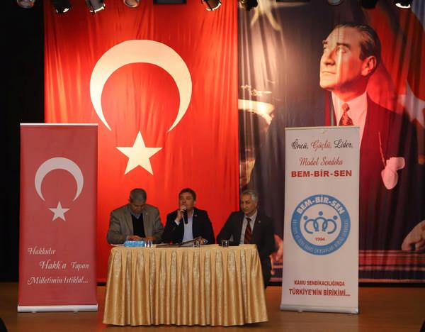Bayındır Belediyesi'nde Sosyal Denge Tazminatı Sözleşmesi İmzalandı.