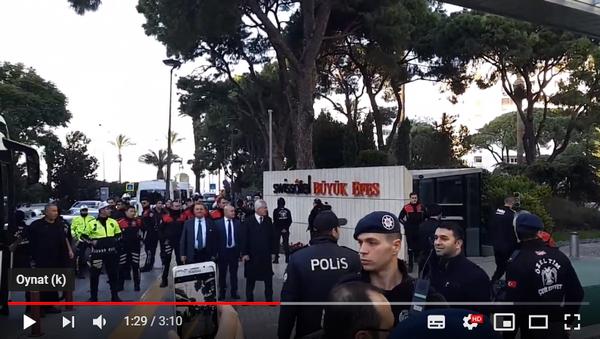 BEŞİKTAŞ KAFİLESİ İZMİR' DE !!!