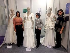 IF Wedding Fashion İzmir, genç tasarımcıların umudu oldu