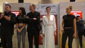 Aşk Tesadüfleri Sever 2 Filmi İzmir Galası Optimum da yapıldı