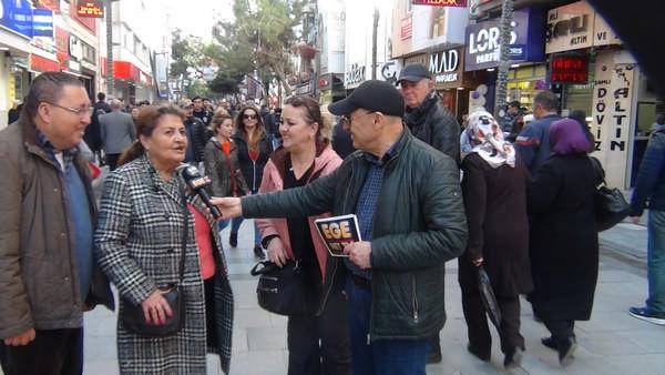 Karşıyaka halkı en güvenilir siyasi lider kim dedi ?