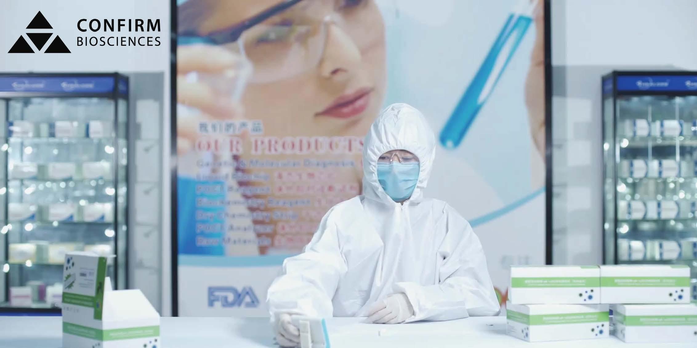 Türk gençler ABD'de Korona virüsü testi kitleri üretti.