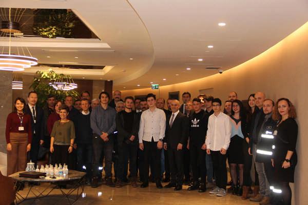 SOCAR Türkiye, gençleri geleceğe hazırlıyor