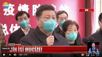 Çin'de Vaka sayısı nasıl eridi?