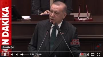 Engin Özkoç'tan Erdoğan'a Çok Ağır Sözler!