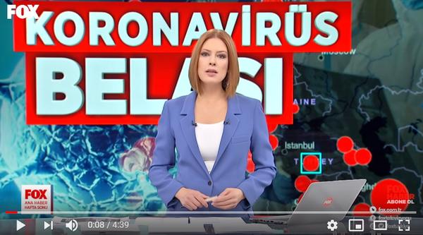 Ceza yağdı! 5 Nisan 2020 Gülbin Tosun ile FOX Ana Haber Hafta Sonu