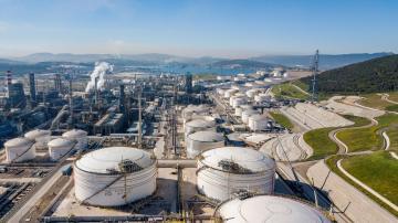 STAR Rafineri, koronavirüs salgınında Petkim'in üretimini güçlendirdi