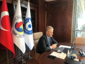 Turizm Bakanı, İZTO Üyeleri İle Sektörü Değerlendirdi