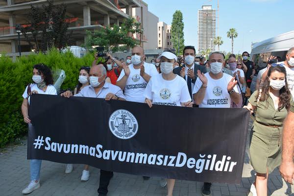 Baro Başkanları Ankara'ya Yürümeye Başladı