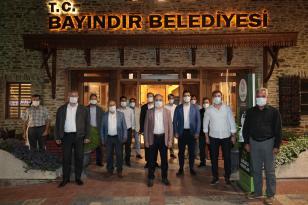 """AK Parti İzmir İl Başkanı Kerem Ali Sürekli; """"18 yıldır önce insan, önce sağlık dedik."""""""
