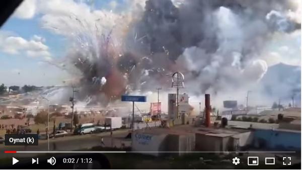 Son Dakika! Havai Fişek Fabrikasında Patlamalar Devam Ediyor! Fabrikaya Girilemiyor
