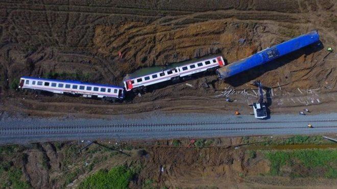 25 vatandaşın öldüğü tren faciasının yıl dönümü…