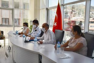 –Aydın Büyükşehir ve Söke Belediyesi Uyumu Bir Sorunu Daha Çözüyor