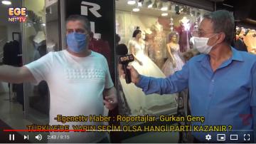 İzmirliler Yarın Seçim olsa Hangi Parti Kazanır Dedi?