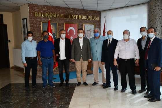 Uluslarara Gazeteciler ve Televizyoncular Balıkesir'de toplandı