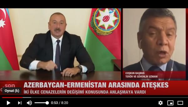"""Sondakika""""Aliyev Bunlara Dikkat Etmezse Eğer"""" Savaş Uzmanından Uyarı Azerbaycan Neden Ateşkes Yaptı?"""