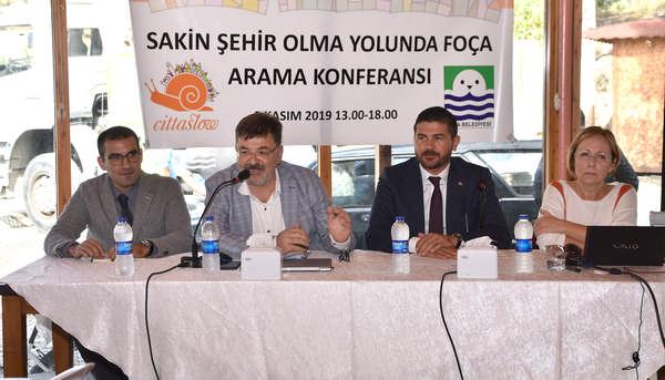 FOÇA, ''SAKİN ŞEHİR OLMA'' YOLUNDA YENİ BİR ADIM ATTI