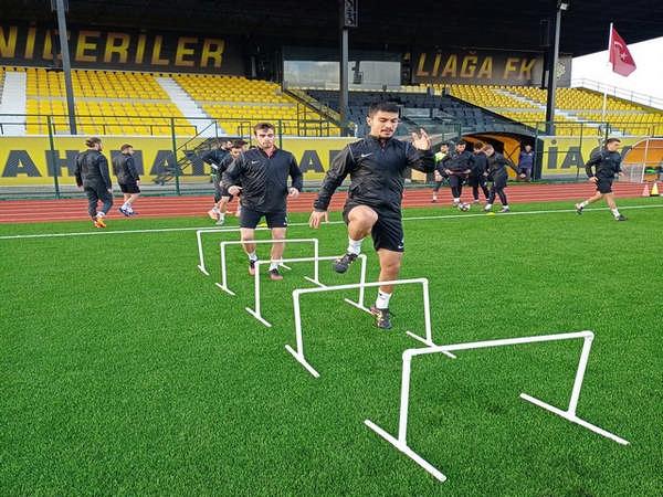 Aliağaspor FK, TFF'den Gelecek Haberi Bekliyor